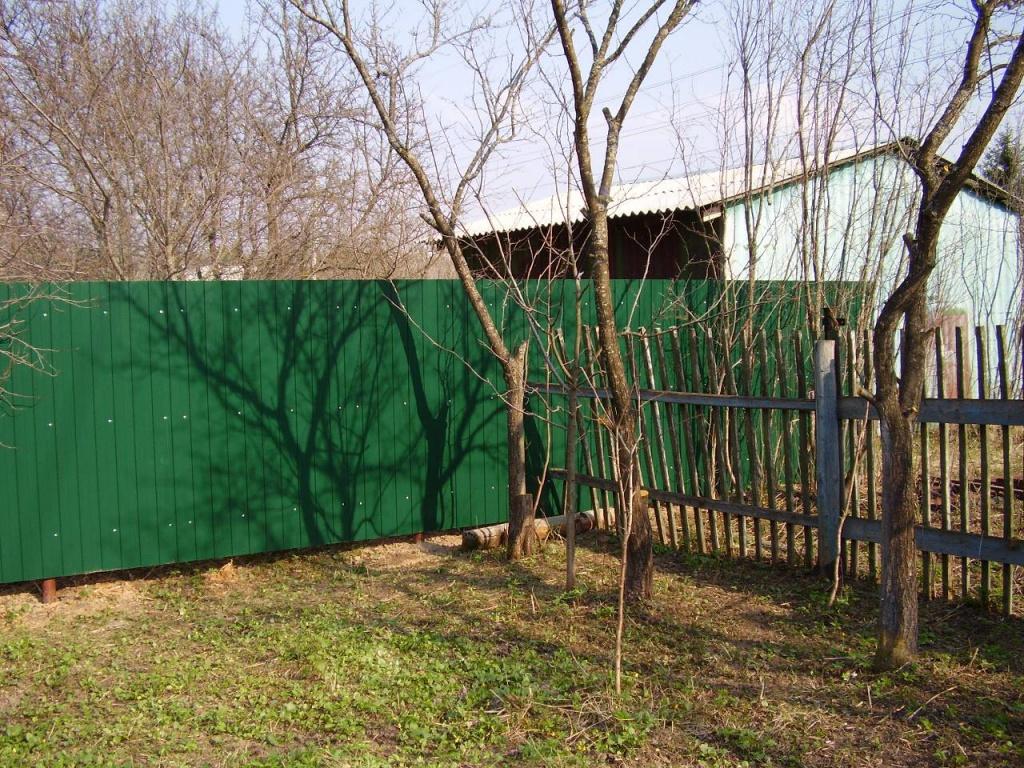 Установить забор на даче солнечногорск какие автоматические ворота установить
